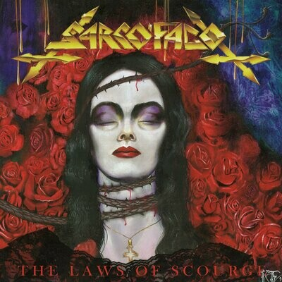 Sarcofago - The Laws of Scourge