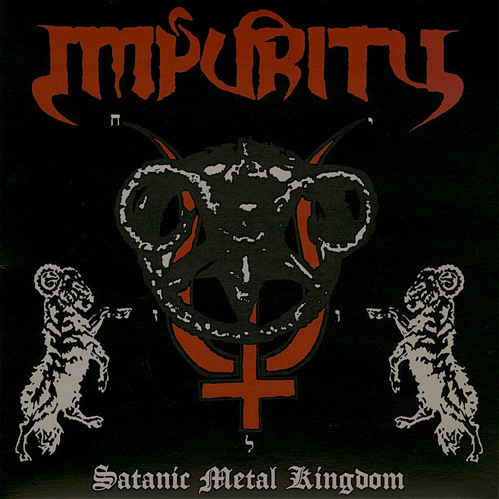 Impurity - Satanic Metal