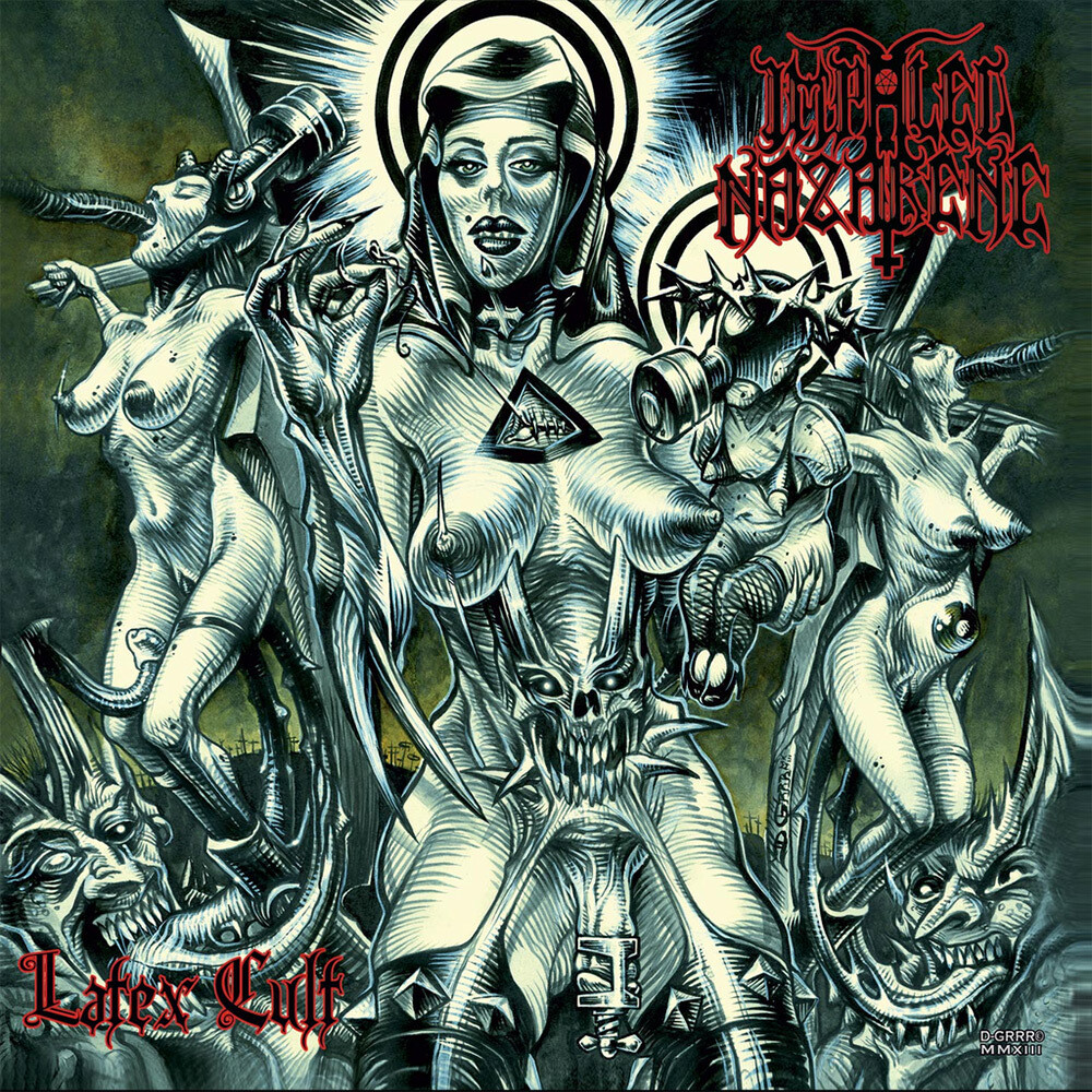 Impaled Nazarene - Latex Cult