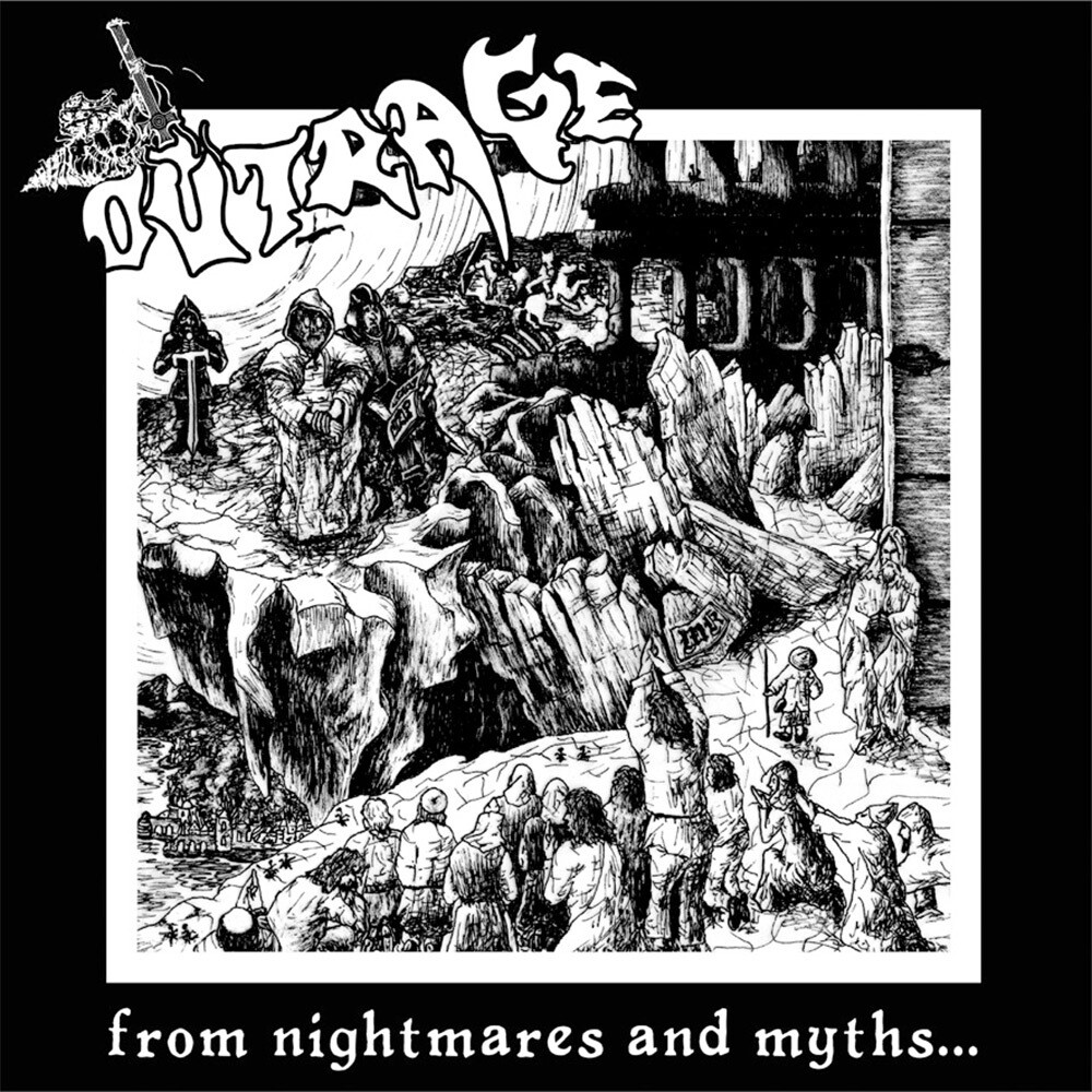 Outrage - From Nightmares and Myths
