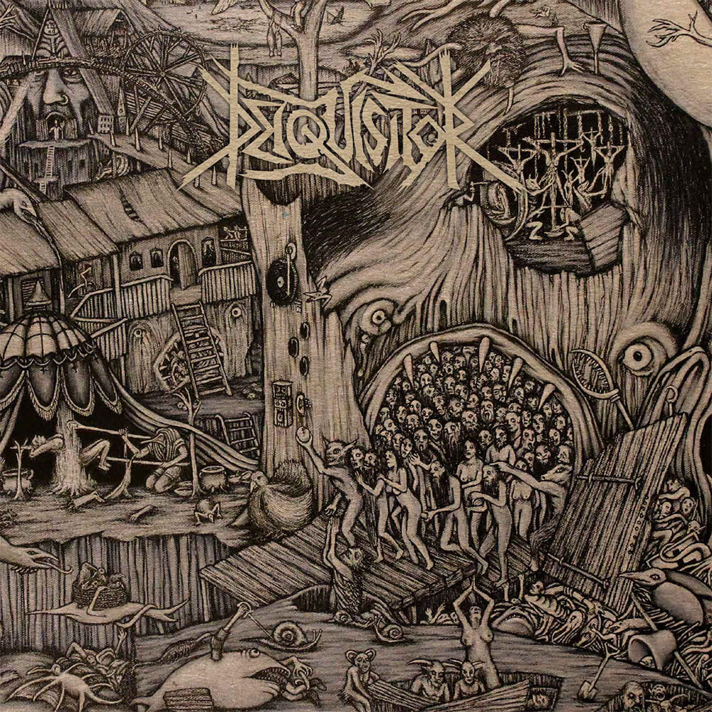 Deiquisitor - Downfall of the Apostates
