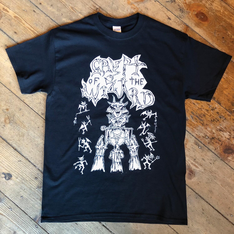 T-Shirt - Jack Sabbath X Crypt of the Wizard