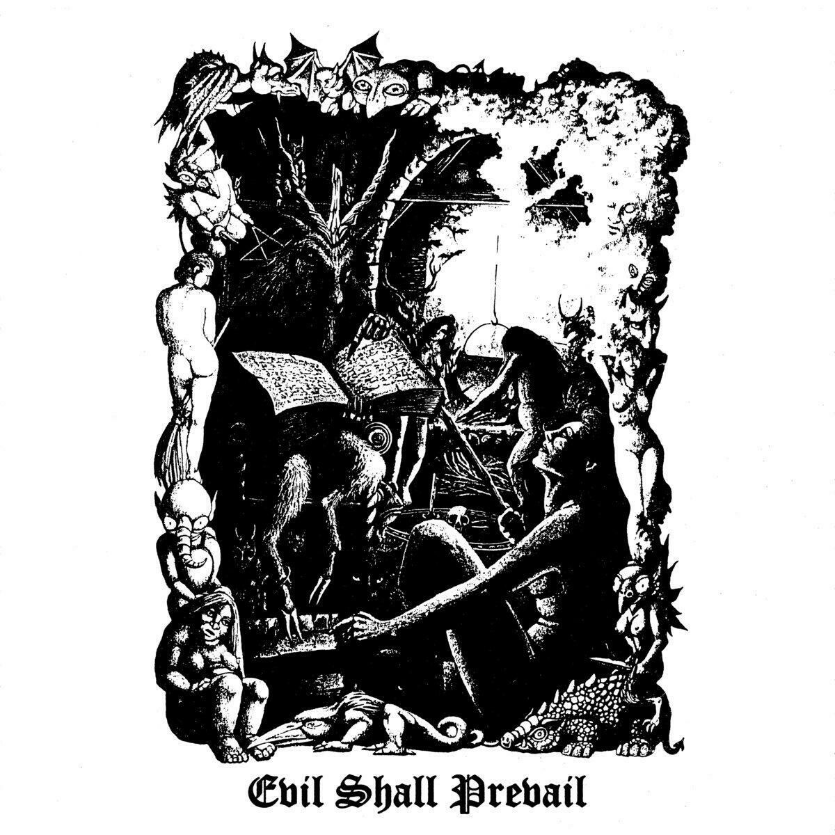 Black Witchery - Evil Shall Prevail