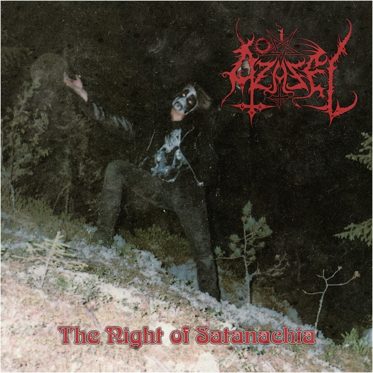 Azazel - The Night Of Satanachia LP *Pre Order*
