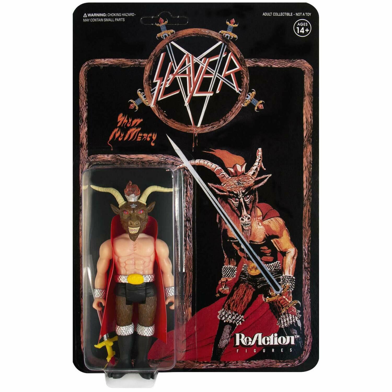 Slayer 'Show No Mercy' ReAction Figure - Minotaur