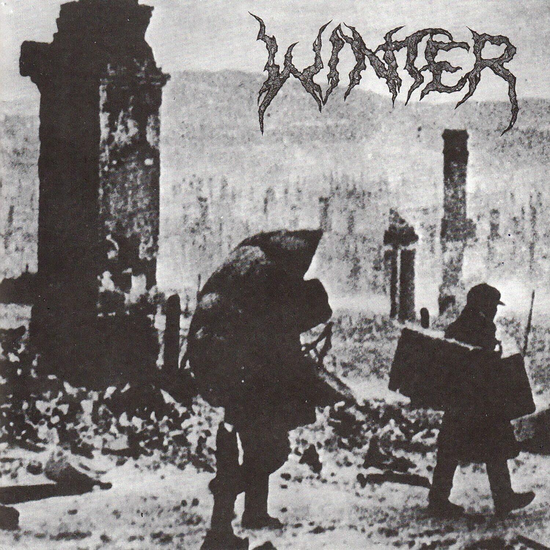 Winter - Into Darkness (2LP BOX SET, CLEAR VINYL) PRE-ORDER
