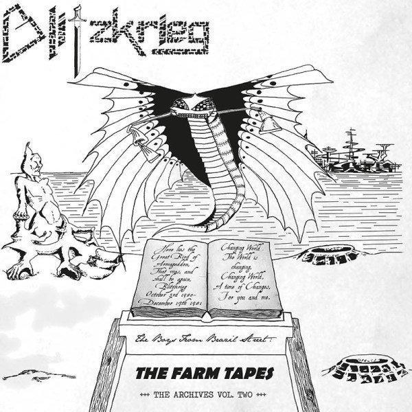 Blitzkrief - The Boys From Brazil Street: The Farm Tapes +++ The Archives Vol. Two