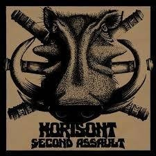 Horisont - Second Assault (with Patch and Poster)
