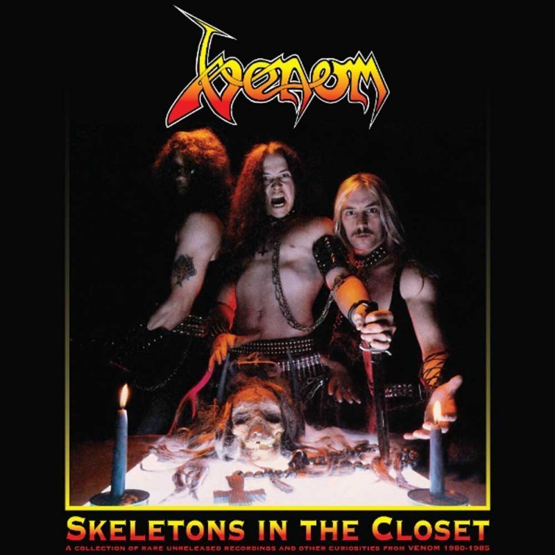 Venom - Skeletons in the Closet