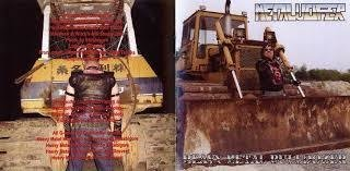Metalucifer - Heavy Metal Bulldozer