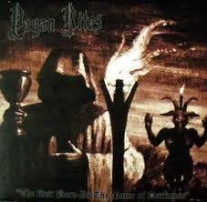 Pagan Rites - The First Born - In the Name of Darkness
