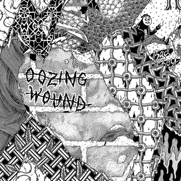 Oozing Wound / Black Pus