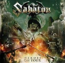 Sabaton - Heroes On Tour