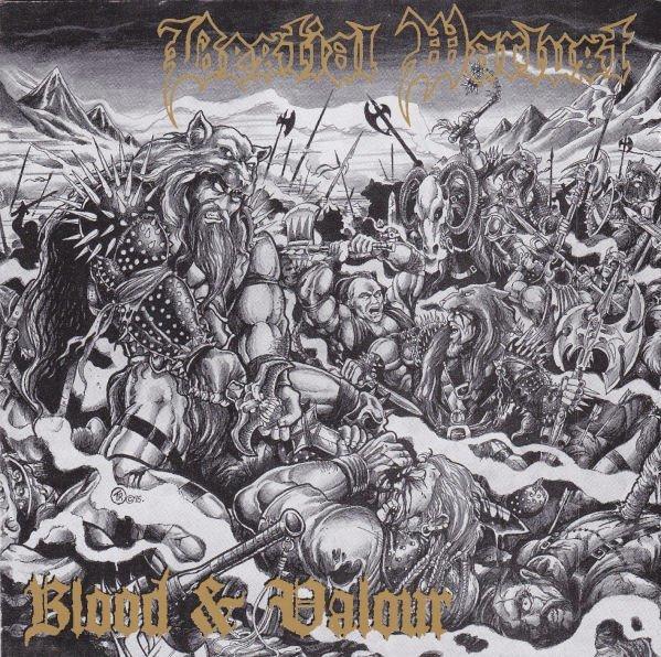 Bestial Warlust - Blod & Valour