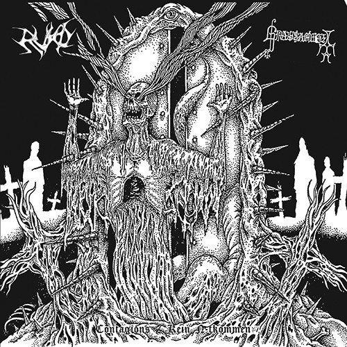 Ruho / Grausamkeit – Contagions / Kein N-tkommen