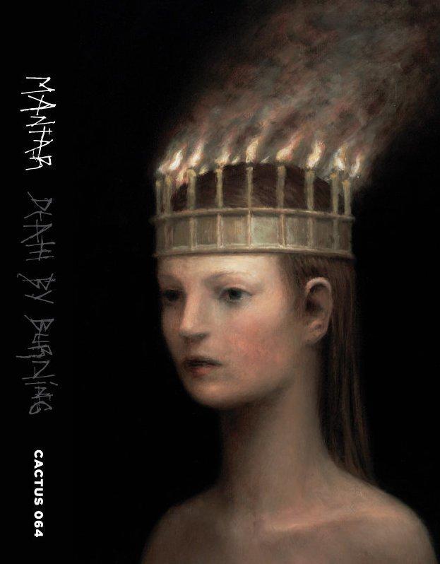Mantar - Death by Burning