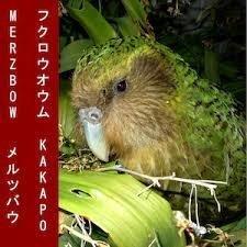 Merzbow - Kakapo