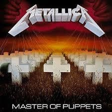 Metallica - Masters of Puppets