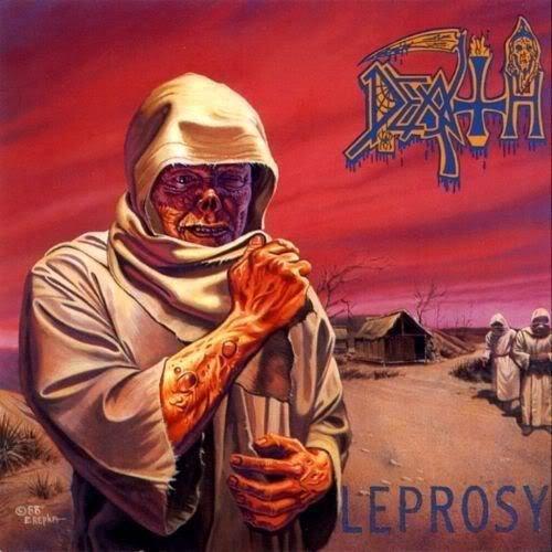 Death - Leprosy