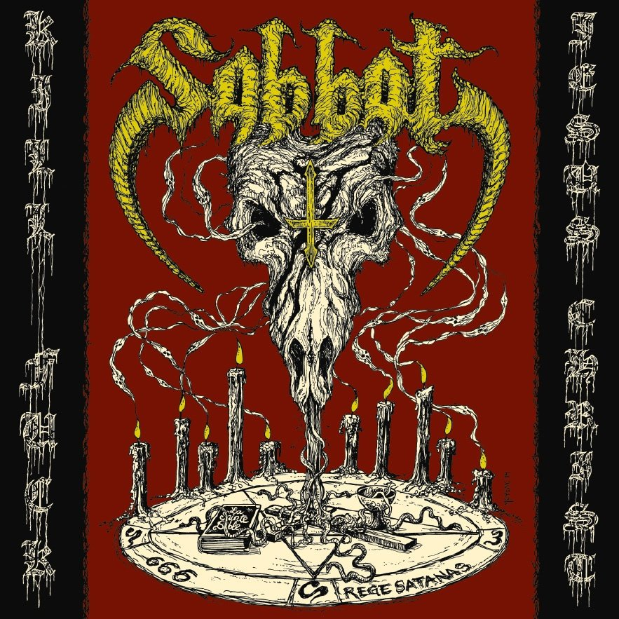 Sabbat ‎– KILL FUCK JESUS CHRIST
