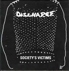Discharge - Society's Victims