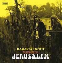 Jerusalem - Kamakazi Moth b/w Frustration