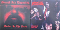 Sadistik Exekution / Doomed and Disgusting - Suspiral Demo 1991 / Murder in the Dark
