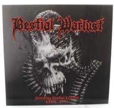 Bestial Warlust - Storming Bestial Legions Live 1996