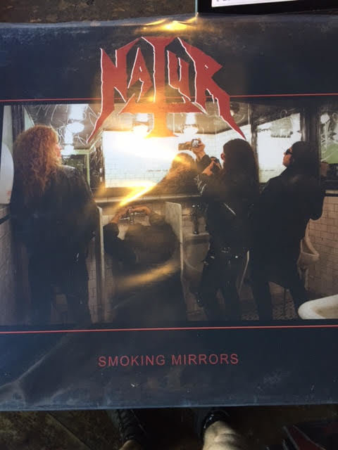 Natur - Smoking Mirrors