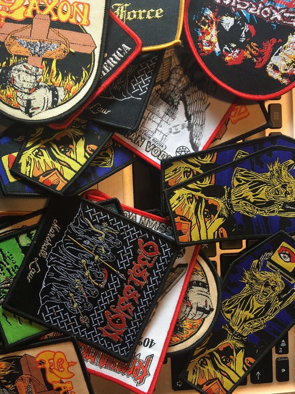 Patches - Bomber Recs
