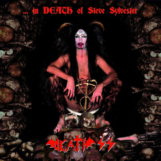 Death SS - in DEATH of Steve Sylvester