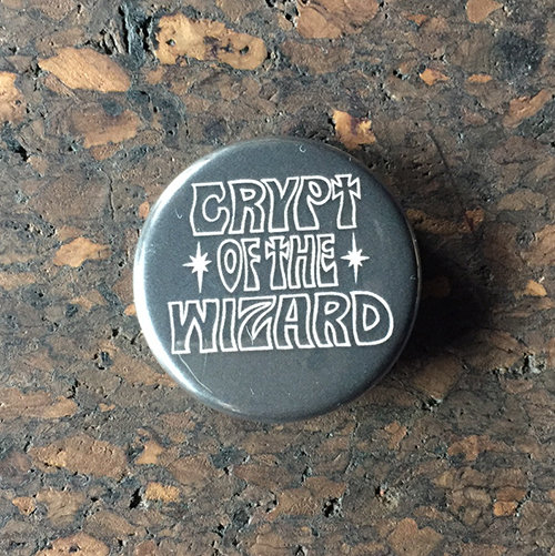 Pin (32mm) - Crypt of the Wizard