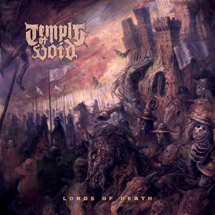 Temple of Void - Lords of Death