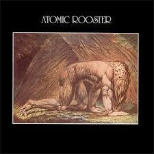 Atomic Rooster ‎– Death Walks Behind You
