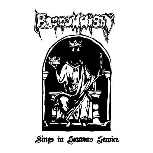 Barrow Wight - Kings in Sauron's Service (LP)