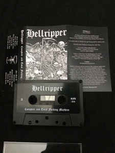 Hellripper - Complete and Total Fucking Mayhem