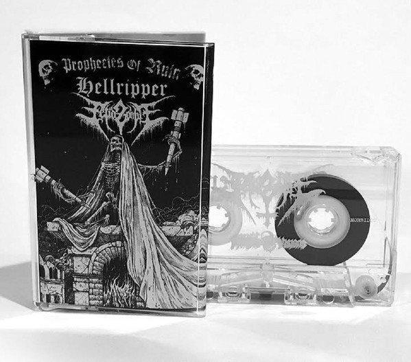 Hellripper - Prophesies if Ruin