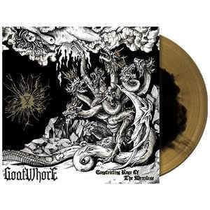 Goatwhore ‎– Constricting Rage Of The Merciless