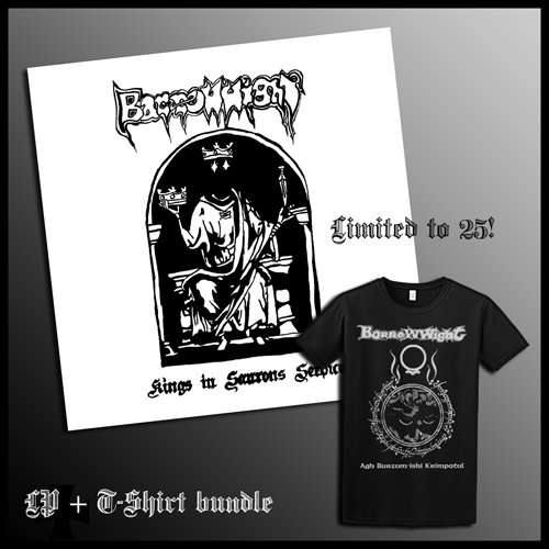 Barrow Wight - Kings in Sauron's Service (LP + T-Shirt)