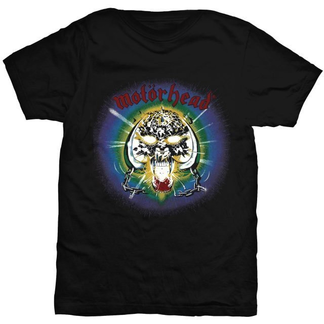 T-shirt - Motorhead 'Overkill'