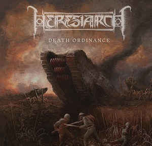 Heresiarch ‎– Death Ordinance