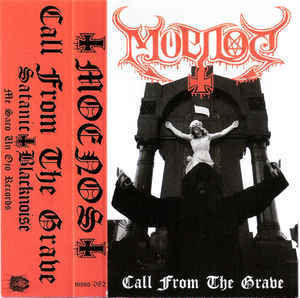 Moenos ‎– Call From The Grave
