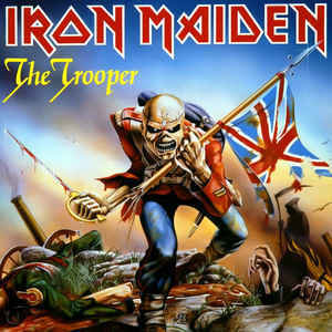 Iron Maiden - The Trooper, 7""