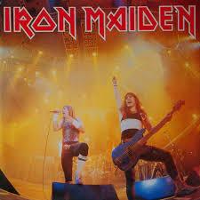 """Iron Maiden - Running Free, 7"""""""