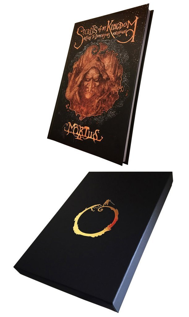 Mortiis Boxset: Secrets Of My Kingdom: Return To Dimensions Unknown