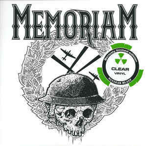 Memoriam - The Hellfire Demos II, 7""