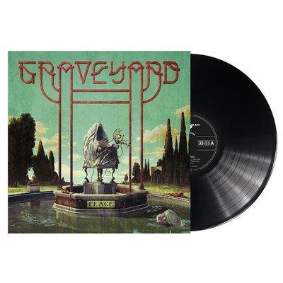 Graveyard - Peace - Black Vinyl