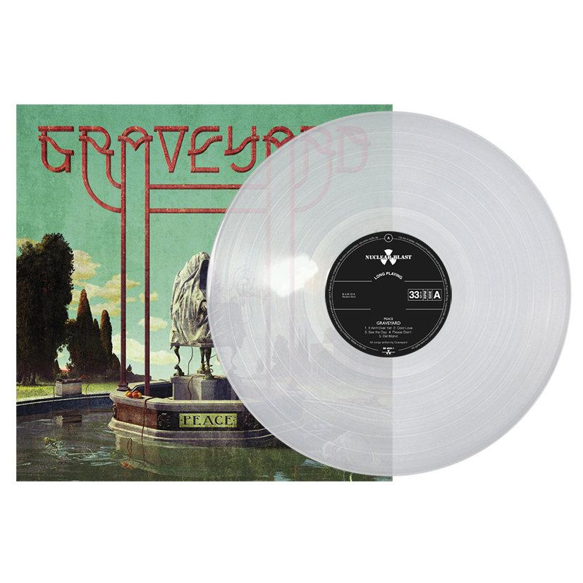 Graveyard - Peace - Clear Vinyl