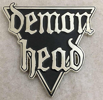 Demon Head - Pin