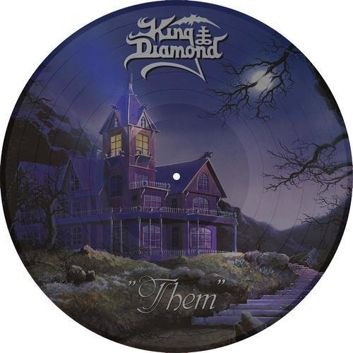 King Diamond - Them (Picture Disc)
